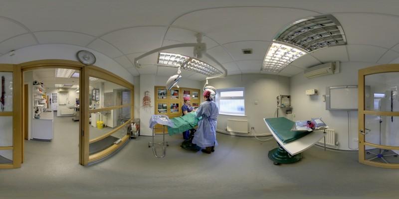 Brookend Veterinary Practice Facilities